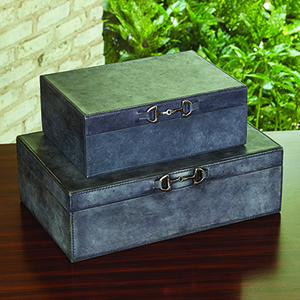 Stirrup Blue Wash Large Detail Box