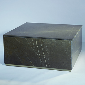 Graffito Marble Cocktail Table