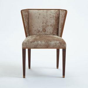 D Oro Velvet Chair