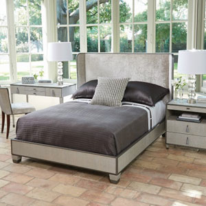 Argento Queen Bed Frame