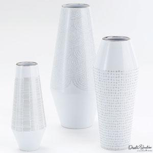 Ballinger Silver Medium Vase