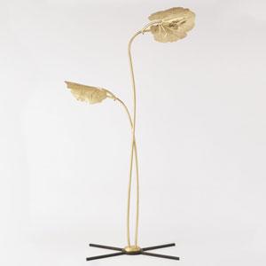 Rimini Two-Light Floor Lamp