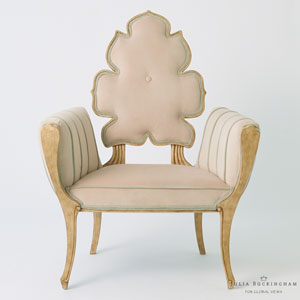 Wiggle Pearl Chair