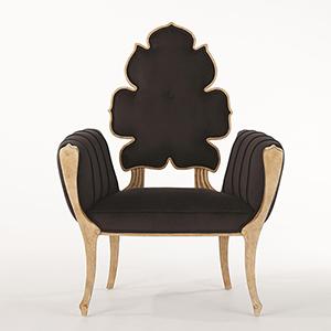 Wiggle Black Chair
