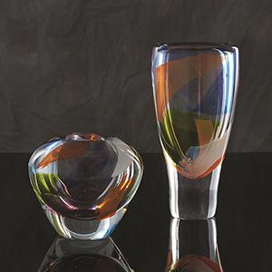 Rainbow Small Vase