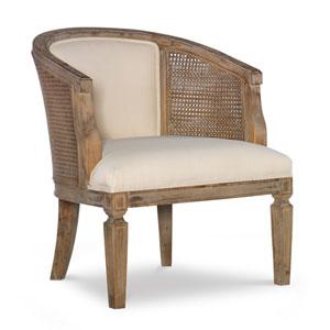 Navaeh Gray Wash Chair