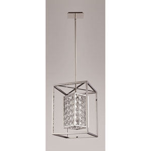 Struttura  Stainless Steel 10.5-Inch One-Light Pendant