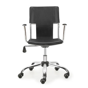 Black Trafico Office Chair