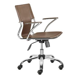 Brown Trafico Office Chair