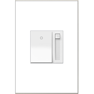 White Paddle Dimmer