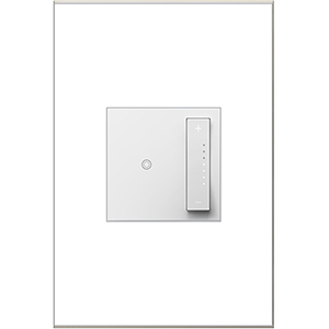 White Soft Tap Dimmer
