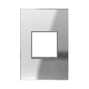Mirror One-Gang Wall Plate