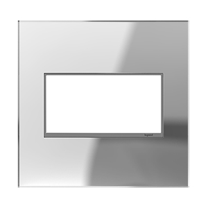 Mirror Two-Gang Wall Plate