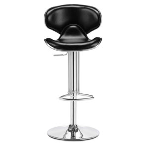 Fly Black Bar Chair