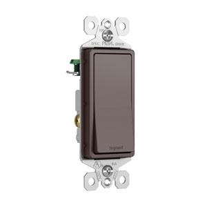 Dark Bronze 15A Single Pole Switch