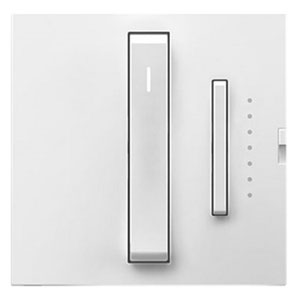 Whisper White Wi-Fi Ready 600W Incandescent and Halogen Master Dimmer