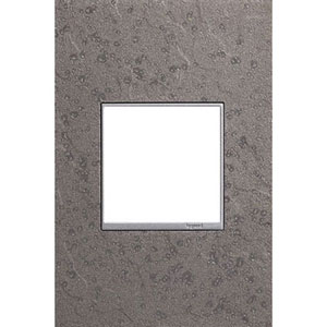 Hubbardton Forge Natural Iron 1-Gang Wall Plate
