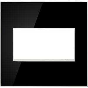 Black Mirror 2-Gang Wall Plate