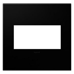 Black Ink 2-Gang Wall Plate
