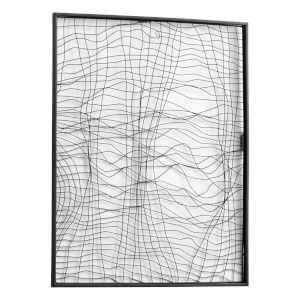 Graphite Bender Wall Art