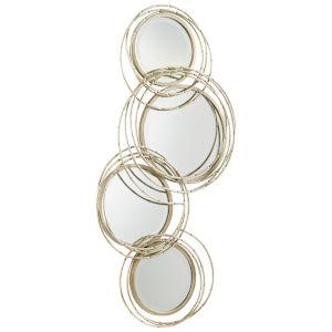 Silver Radius Mirror