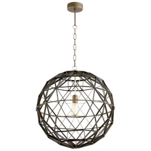 Barton Noir 1-Light Pendant