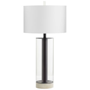 Gunmetal Messier Table Lamp