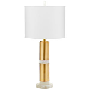 Brass Cosmos Table Lamp
