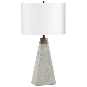 Gunmetal Carlton Table Lamp