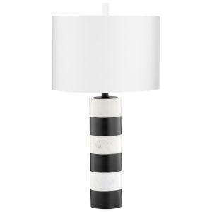 Gunmetal Marceau Table Lamp