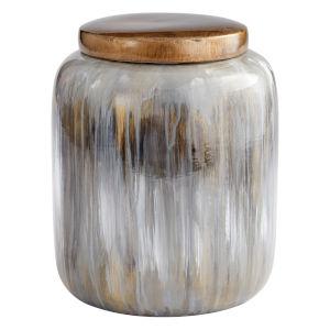 Olive Glaze 9-Inch Spirit Drip Container