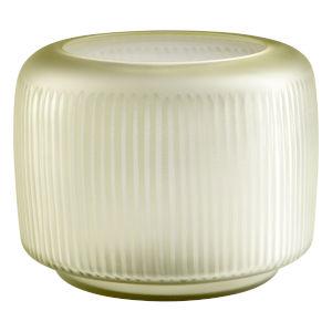 Green 10-Inch Sorrel Vase