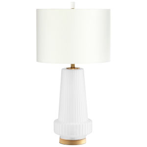 Aged Brass Mila Table Lamp