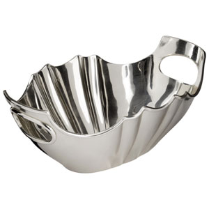 Chrome Huxley Bowl