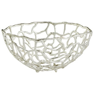 Silver Large Enigma Bowl