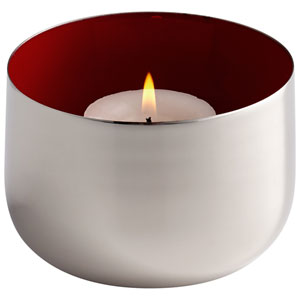 Nickel Cup O Candle