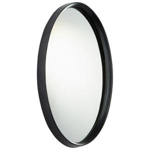 Industrial Grey Rimrock Mirror