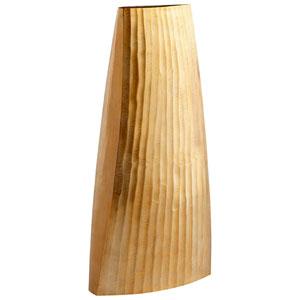Gold Large Galeras Vase