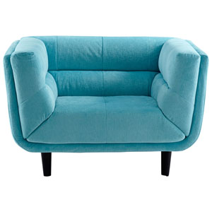 Blue Voyager Chair