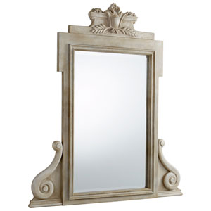 Rustic Ash Is Mine Mirror