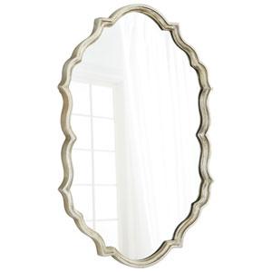White Patina At You Mirror