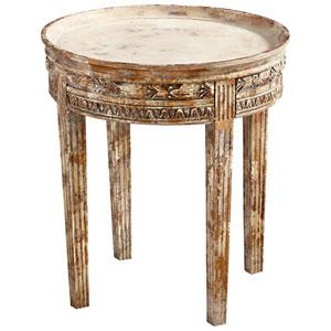 Whitewashed Annalisa Table