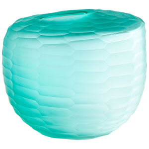 Green Medium Seafoam Dreams Vase