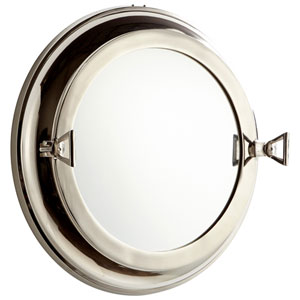 Seeworthy Round 21 In. Mirror