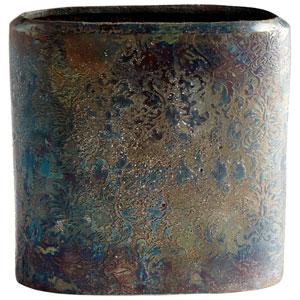 Large Inscribed Vase