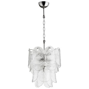 Cascata Three-light Pendant
