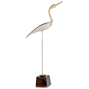 Shorebird Sculpture