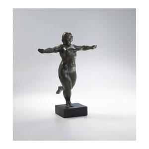 Bronze Dancing Lady Sculpture