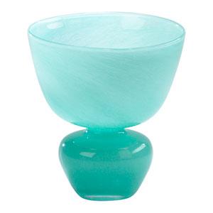 Turquoise Small Gabriella Vase