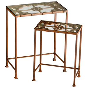Gunnison Rust Nesting Tables